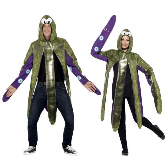 Inktvis kostuum voor volwassenen. een super gaaf inktvis kostuum, geschikt voor volwassenen. dit kostuum ...