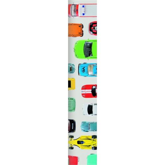Image of Inpakpapier autootjes 150 cm