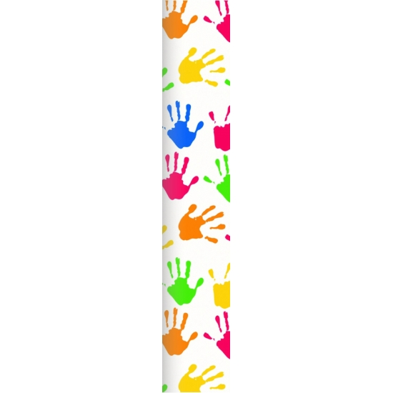 Image of Inpakpapier handjes 150 cm