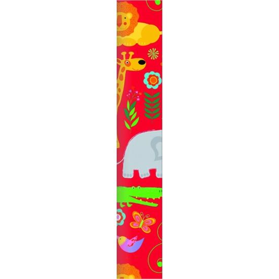 Image of Inpakpapier safari dieren 200 cm