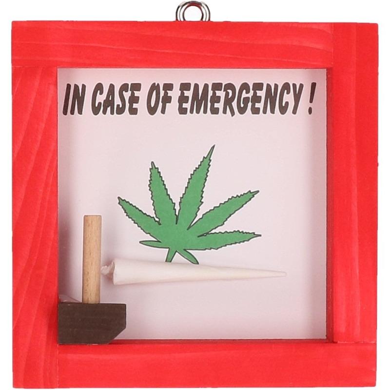 Inslaan in geval van nood joint