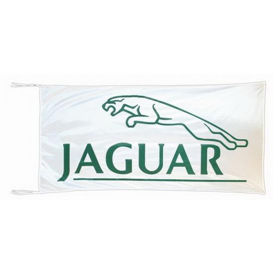 Image of Jaguar vlag 150 x 75 cm