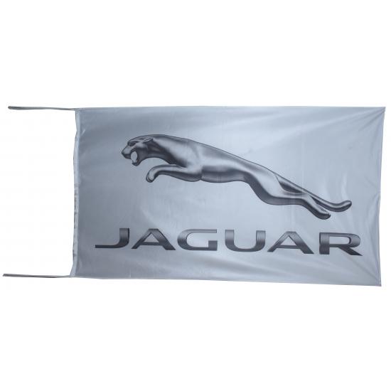 Image of Jaguar vlag 150 x 90 cm
