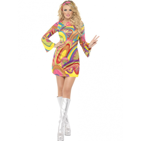 Image of Jaren 60 kostuums voor vrouwen