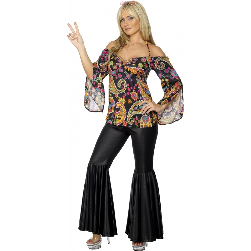 Image of Jaren 60 outfit voor vrouwen