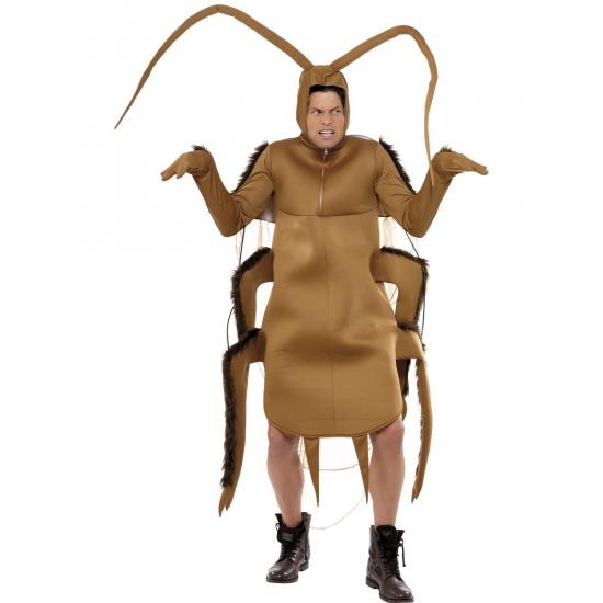 Kakkerlakken verkleed outfit