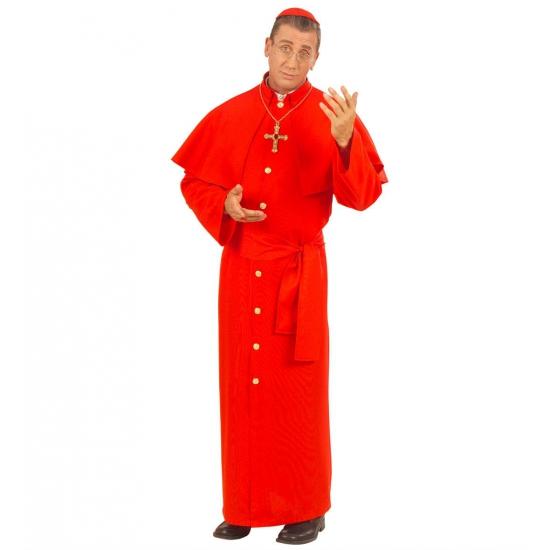 Image of Kardinaal outfit voor heren