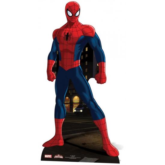 Image of Kartonnen Spiderman fotoprint