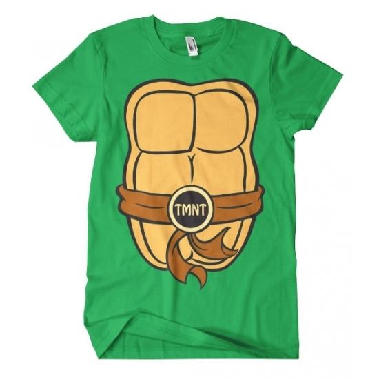 Image of Katoenen Ninja Turtles verkleedoutfit voor volwassenen