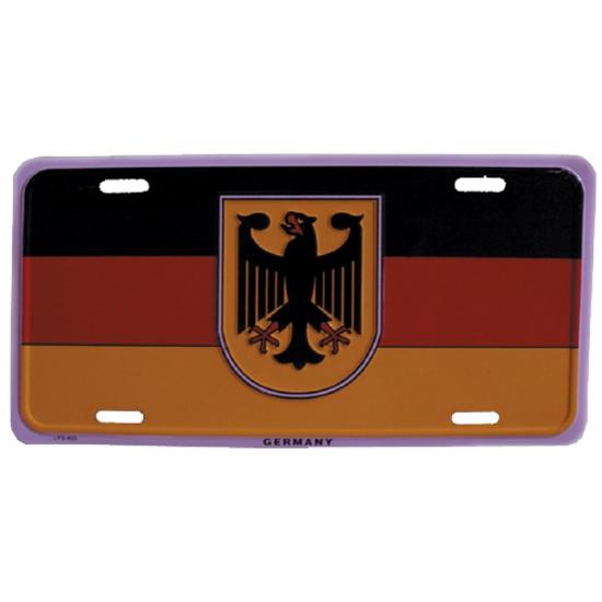 Image of Kentekenplaat Duitsland
