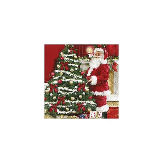 Kerst tafeldecoratie 20 servetten