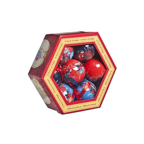 Image of Kerstballen Spiderman 7 stuks
