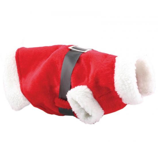 Image of Kerstman kostuum voor de hond