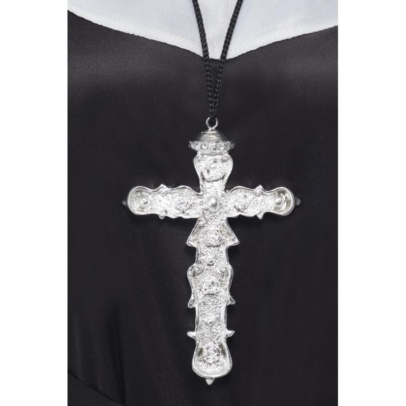 Image of Ketting met groot kruis