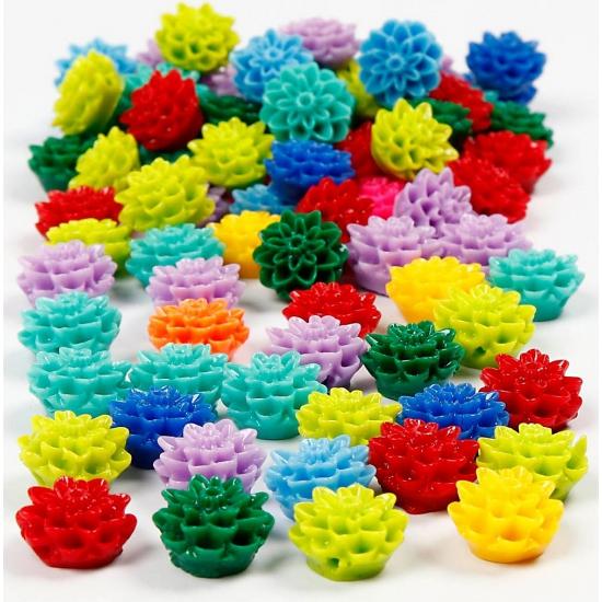 Image of Kettingkralen bloemen 250 stuks