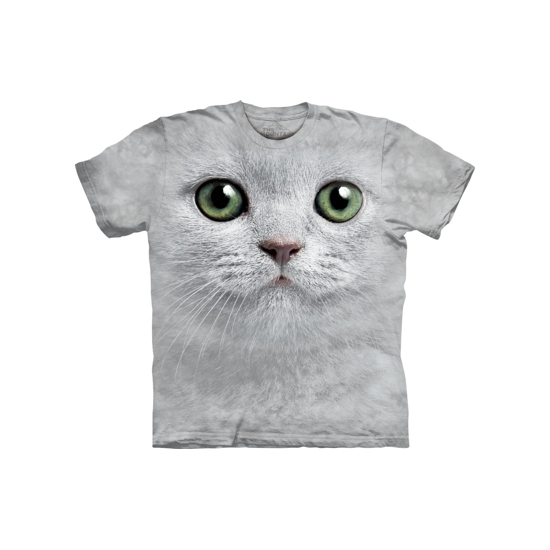 Image of Kids katten shirt all-over print