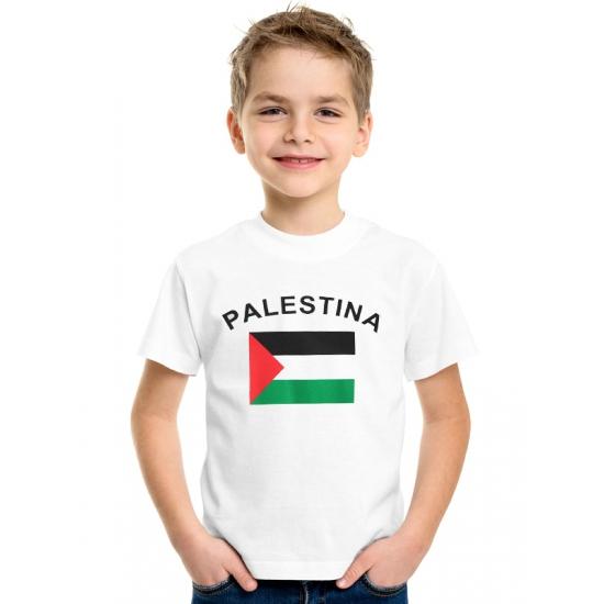 Kinder t-shirt Palestina