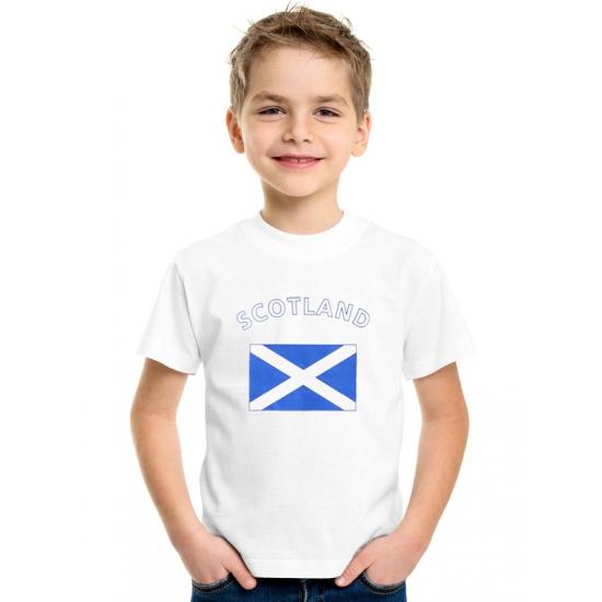 Image of Kinder t-shirt Schotland