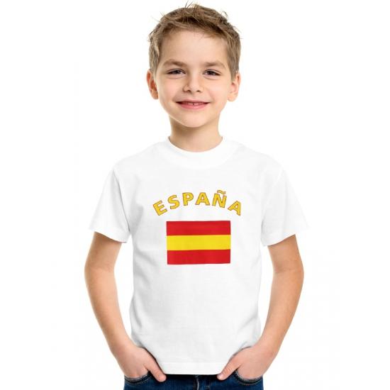 Image of Kinder t-shirt Spanje
