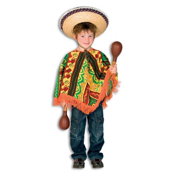 Image of Kinder verkleed kleding Mexico