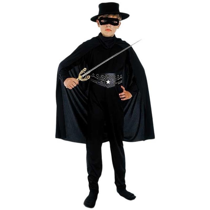 Image of Kinder Zwarte held outfit