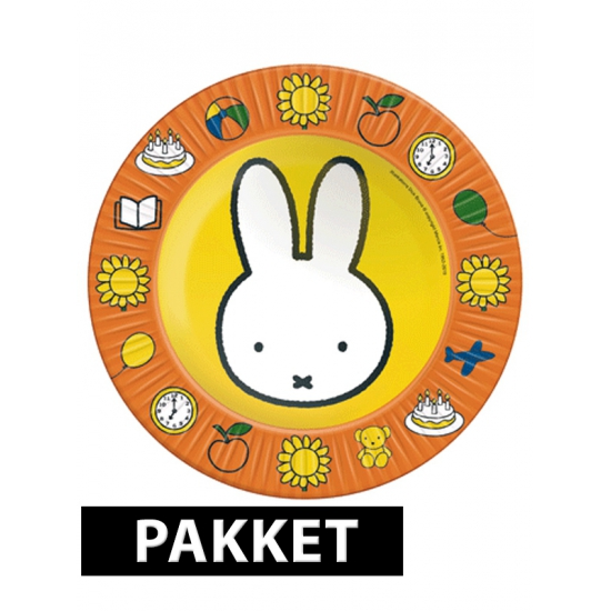 Image of Kinderfeest Nijntje voordeelpakket