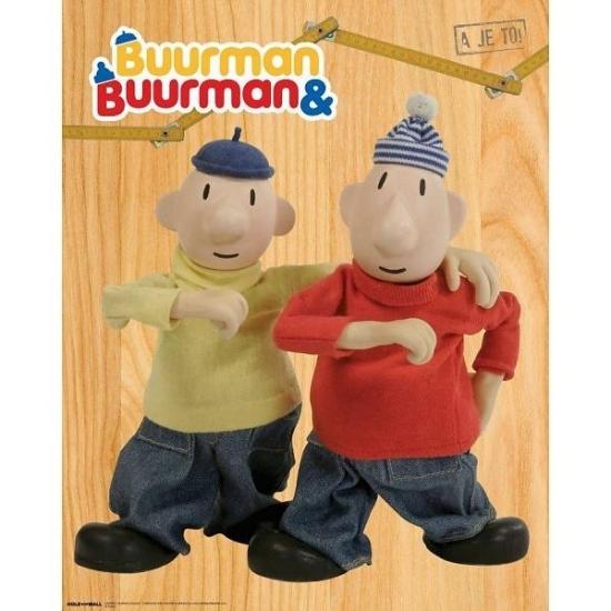 Image of Kinderkamer maxi poster van Buurman & Buurman