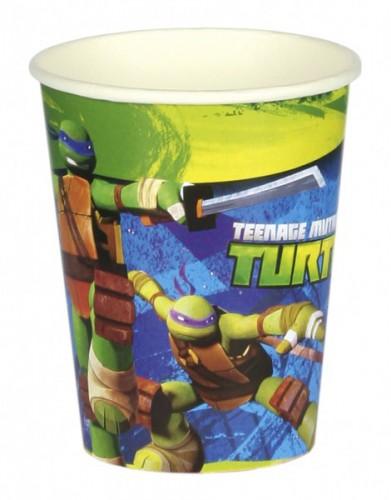 Image of Kinderpartijtje Ninja Turtles bekers