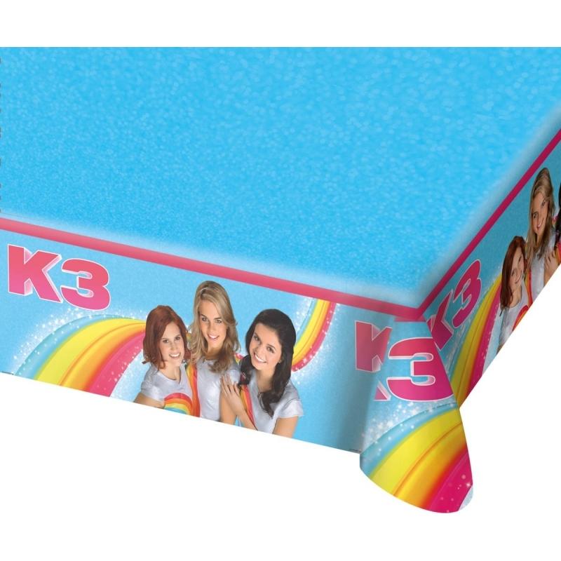 Image of Kinderverjaardag tafelkleden K3