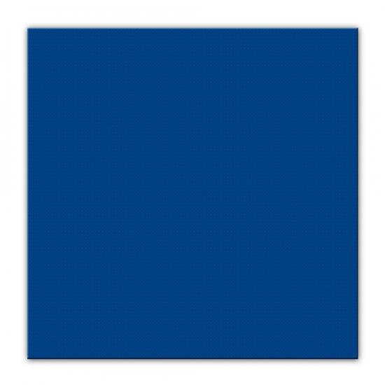 Image of Kleuren versiering donkerblauw servetten 25x