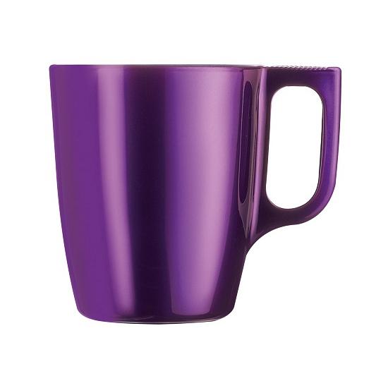 Image of Koffie beker paars