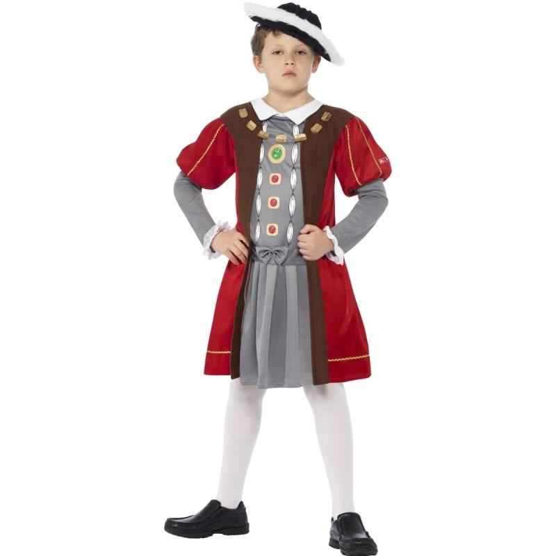 Image of Koning tuniek voor jongens