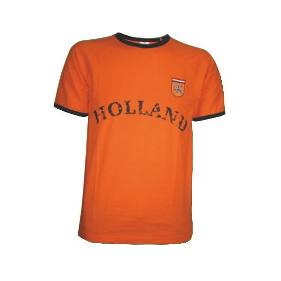 Image of Koningsdag oranje Holland supporters t-shirt