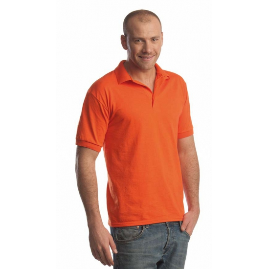 Image of Koningsdag oranje polo shirts voor heren
