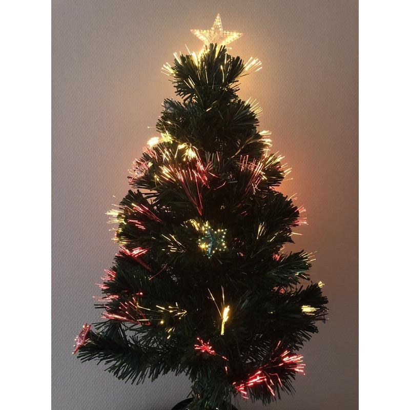 Kunst Kerstboom Met Versiering 90 Cmdecoraties Kerst Goedkope