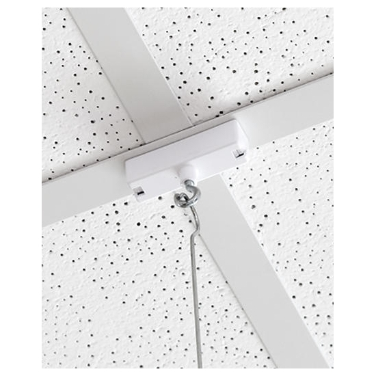 Image of Kunststof ophang magneet met haak