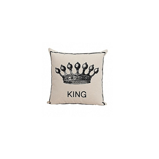 Image of Kussen King 40x40 cm