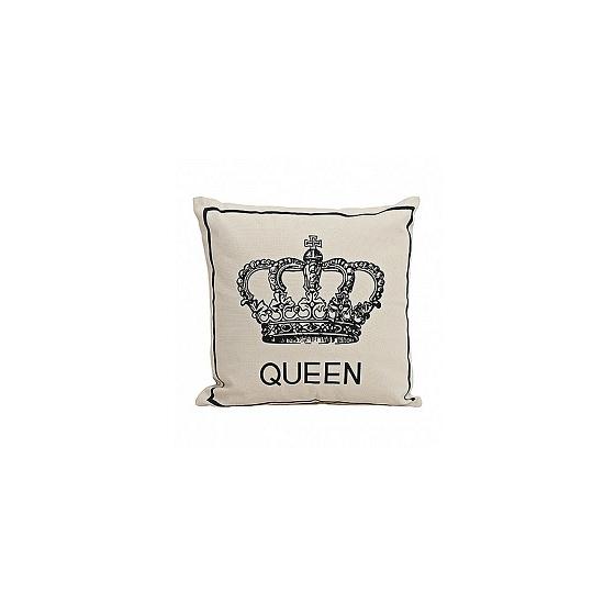 Image of Kussen Queen 40x40 cm
