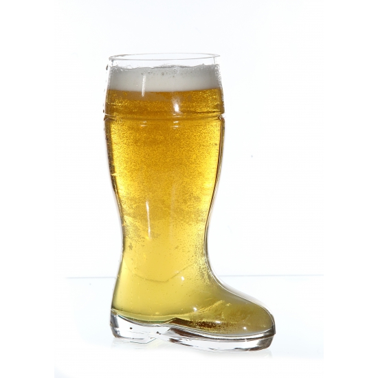 Image of Laars bierglas halve liter