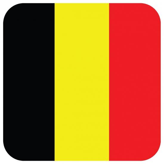 Image of Landen bierviltjes Belgie 15 st