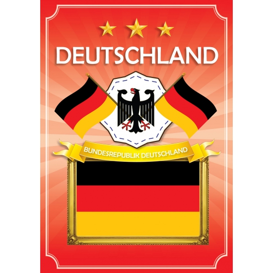 Image of Landen poster Deutschland