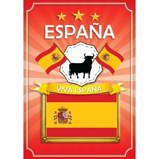 Image of Landen poster Espana