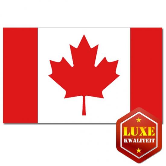 Landen vlaggen Canada