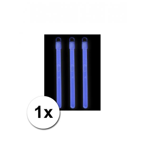 Image of Lichtgevende stick blauw neon glow