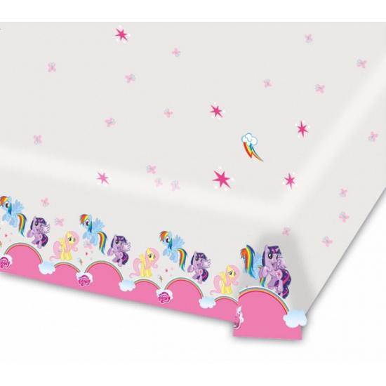Image of Little Pony tafelkleed van plastic