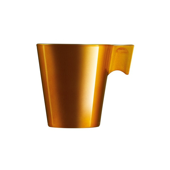 Image of Lungo beker goud