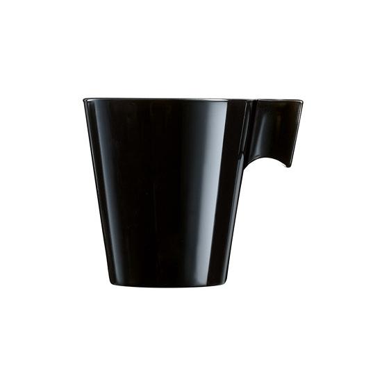 Image of Lungo beker zwart