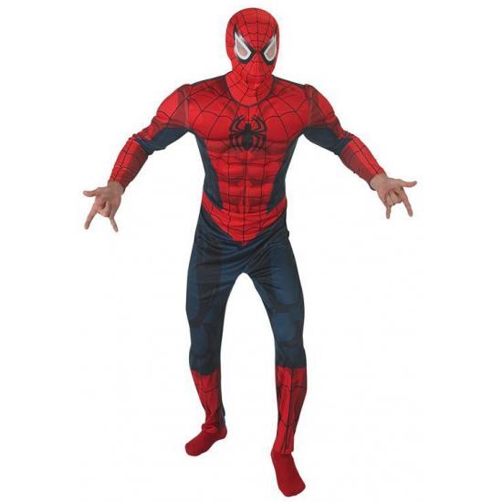 Image of Luxe Spiderman outfit voor heren