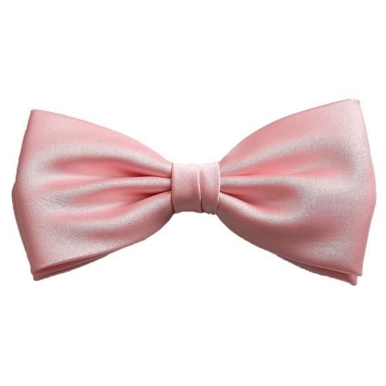 Image of Luxe strikje roze