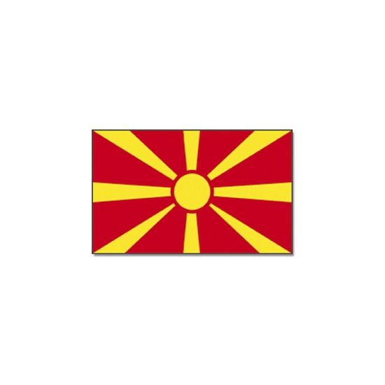 Macedonische vlaggen